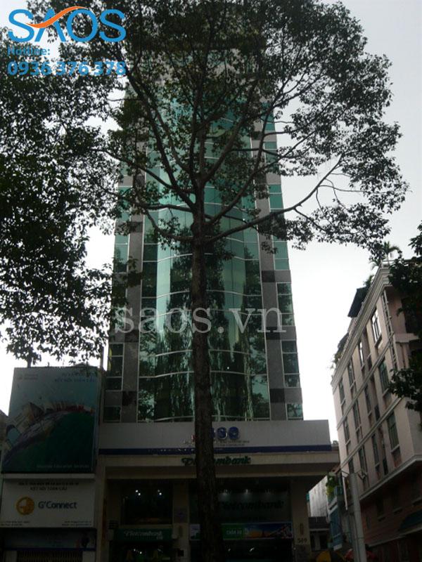 van phong cho thue TKT Office Building