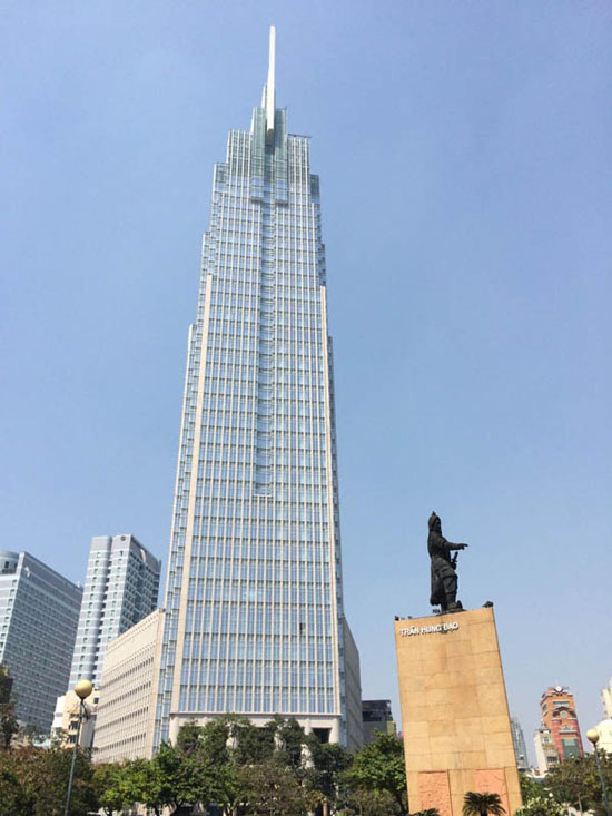 Cho thue van phong Vietcombank Tower_3