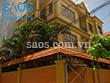 Cho thuê biệt thự quận Tân Bình HXH đường Cửu Long, 13 x15m, 1T2L, giá: 1600USD
