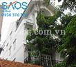 Cho thuê biệt thự quận 3 đường Trần Quốc Toản, 7x20, DTSD: 500m2, 1H1T3L, giá 3500 USD