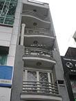 Cho thuê nhà Cao thắng quận 10, DT 4x17, nhà trệt, 2 lầu. Giá thuê: 26 triệu