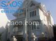 Cho thuê biệt thự quận Tân Bình đường Phổ Quang, khu biệt thự Him Lam, 1H1T1L3L, giá: 4000 USD