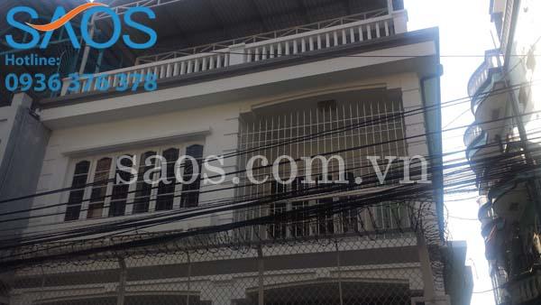 Cho thuê nhà quận Tân Bình đường Cửu Long, 8x16m, 1 trệt 2 lầu, giá : 1500 USd