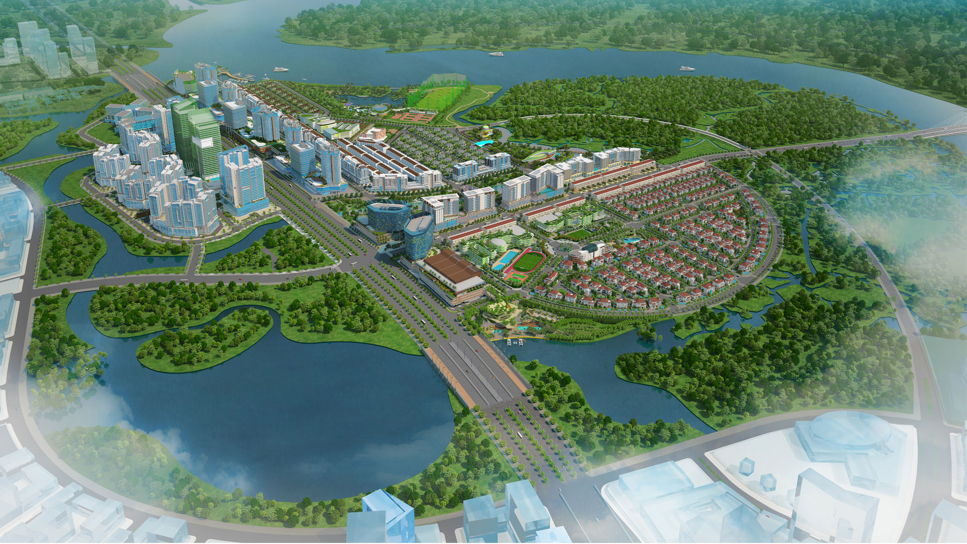 Cho thuê nhà phố thương mại shophouse, shopapartment, sàn thương maị dư án KĐT SALA Đại Quang Minh