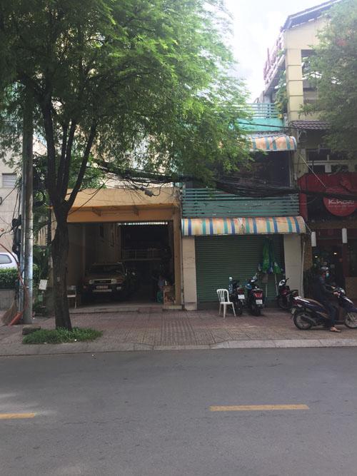 Cho thuê nhà mặt tiền Lê Quý Đôn, Quận 3. DT: 9x28 trệt, lầu. Giá thuê: 6.500 USD