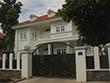 Cho thuê biệt thự mặt tiền Nguyễn Văn Hưởng 2. Nhà trệt, 2 lầu, sân vườn, hồ bơi. DT: 600 m2. Giá: 4500 USD