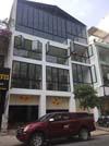 Cho thuê nhà mặt tiền Nguyễn Trãi quận 1, TP.HCM. DT: 15x40 trệt, 4 lầu. Giá thuê: Thương lượng