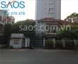 Cho thuê biệt thự quận 3 đường Điện Biên Phủ, 23x29,5m, 1Trệt 1 Lầu, giá 15000 USD